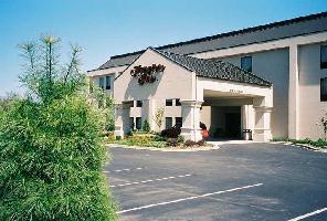 Hotel Hampton Inn New Albany
