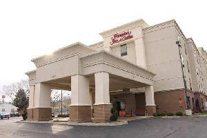 Hotel Hampton Inn And Suites Mansfield-south