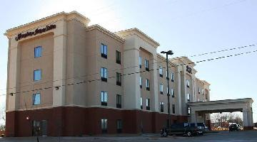 Hotel Hampton Inn & Suites Woodward