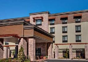 Hotel Hampton Inn & Suites Astoria