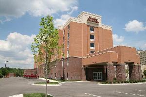 Hotel Hampton Inn & Suites Detroit/airport-romulus