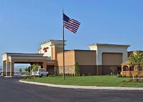 Hotel Hampton Inn Evansville/airport