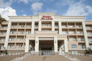 Hotel Hampton Inn & Suites Galveston