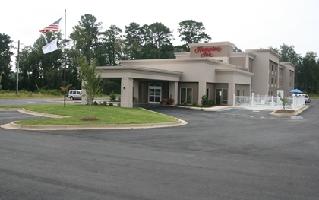 Hotel Hampton Inn Alexander City