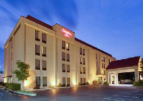 Hotel Hampton Inn Bordentown
