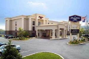 Hotel Hampton Inn Shrewsbury