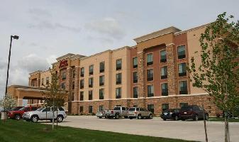 Hotel Hampton Inn & Suites Watertown