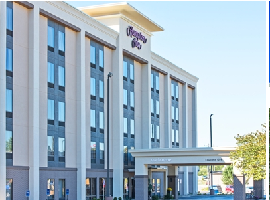 Hotel Hampton Inn Huntington/barboursville