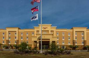Hotel Hampton Inn Statesboro