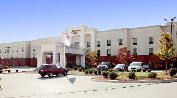 Hotel Hampton Inn Maysville