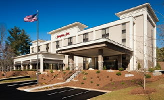 Hotel Hampton Inn Asheville-tunnel Rd.