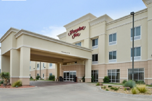 Hotel Hampton Inn Alpine