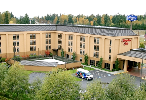 Hotel Hampton Inn Bellingham-airport