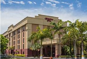 Hotel Hampton Inn Miami Dadeland