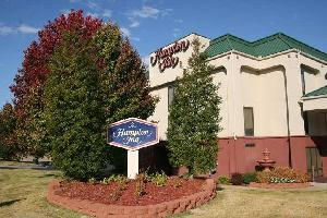 Hotel Hampton Inn North Little Rock-mccain Mall
