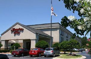 Hotel Hampton Inn Mobile-i-10/bellingrath Gardens