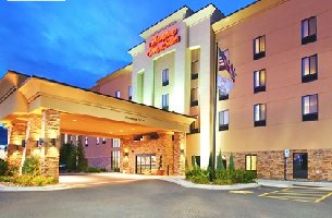 Hotel Hampton Inn & Suites Billings West I-90