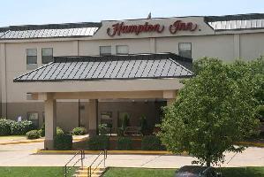 Hotel Hampton Inn Wichita-east