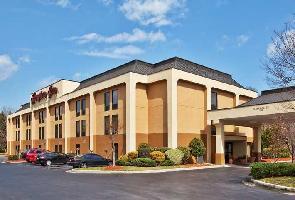 Hotel Hampton Inn Commerce