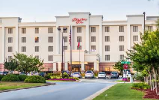 Hotel Hampton Inn Columbus-north