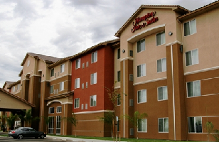 Hotel Hampton Inn & Suites Bakersfield North-airport