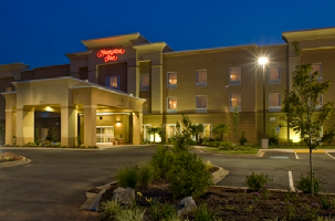 Hotel Hampton Inn Anderson/ Alliance Business Park