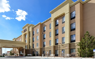 Hotel Hampton Inn & Suites Albuquerque-coors Road