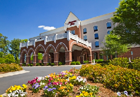 Hotel Hampton Inn Charlotte-belmont At Montcross