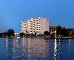 Hotel Hilton Wilmington Riverside