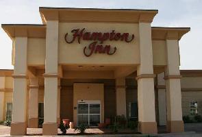 Hotel Hampton Inn Van Horn