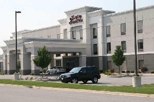 Hotel Hampton Inn And Suites Munster