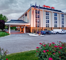 Hotel Hampton Inn Knoxville-airport
