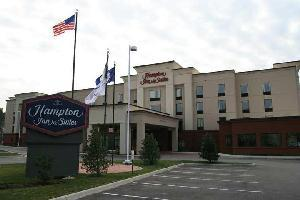 Hotel Hampton Inn & Suites Norfolk-airport