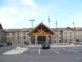 Hotel Hampton Inn & Suites Pinedale