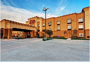 Hotel Hampton Inn & Suites Altus