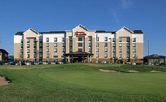 Hotel Hampton Inn & Suites Blairsville