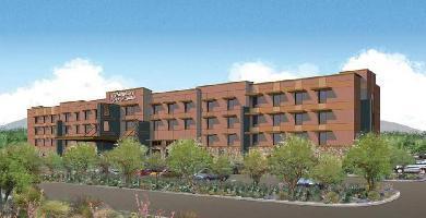 Hotel Hampton Inn & Suites Scottsdale/riverwalk