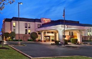 Hotel Hampton Inn Batesville