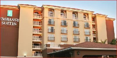Hotel Embassy Suites Anaheim - North
