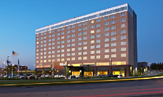 Hotel Hilton Minneapolis/bloomington