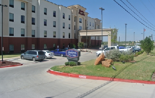 Hotel Hampton Inn & Suites Big Spring