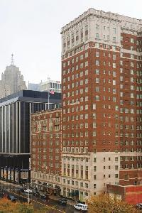 Doubletree Suites By Hilton Hotel Detroit Downtown - Fort Sh