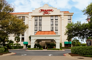 Hotel Hampton Inn Austin/airport Area South