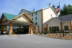 Hotel Hampton Inn & Suites Cashiers-sapphire Valley