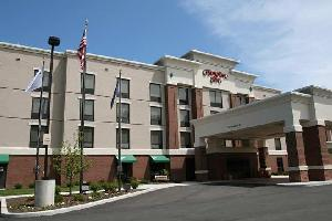 Hotel Hampton Inn Rochester-webster