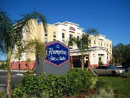 Hotel Hampton Inn & Suites Tampa-wesley Chapel