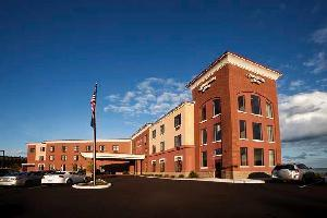 Hotel Hampton Inn Marquette/waterfront