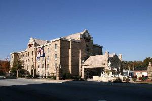 Hotel Hampton Inn Newberry-opera House
