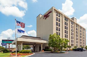 Hotel Hampton Inn Baton Rouge-i-10 & College Dr.