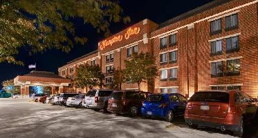 Hotel Hampton Inn Des Moines-west